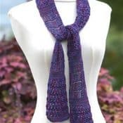 Berry Sorbet Scarf