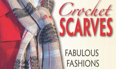 Book Review: Crochet Scarves by Sharon Silverman