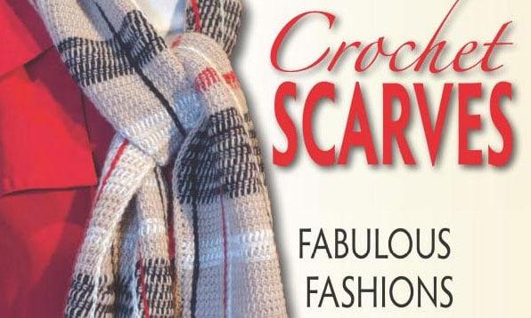 Crochet Scarves by Sharon Silverman