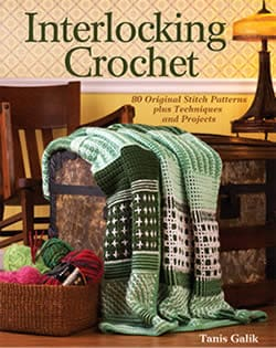 Interlocking Crochet by Tanis Galik
