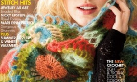 Magazine Review: Vogue Knitting Crochet 2012