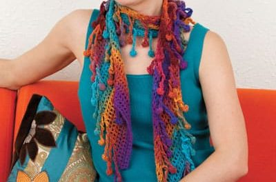 Giveaway: Noro Yarn and Fashions to Flaunt Book