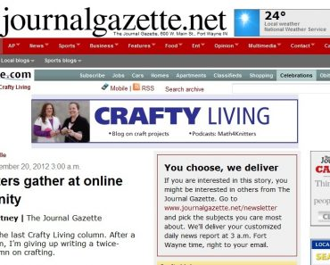 Fort Wayne Journal Gazette