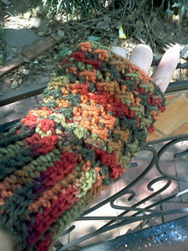 Fall Mitts