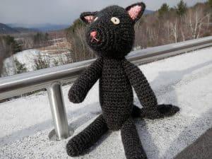 Lola: The Cat's Pajamas--National Crochet Month