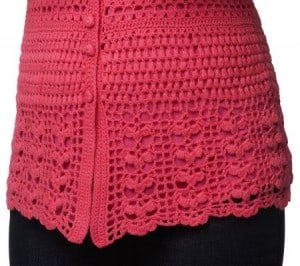 Crochet Sweater View 4