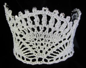 Queen for a Day Crochet Pattern