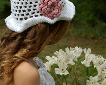 Garden Party Sun Hat