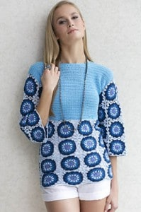 Marie Claire Tunic
