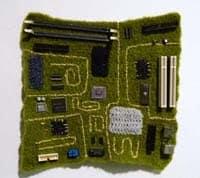 Motherboard by Andrea Lyn Van Benschoten