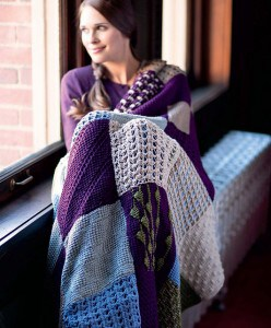 Ariadne Sampler Throw