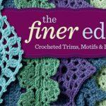Crochet Book Review: The Finer Edge by Kristin Omdahl