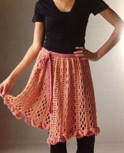 Petra Wrap Skirt