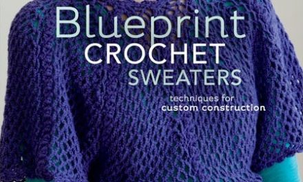 Book Review: Blueprint Crochet Sweaters by Robyn Chachula