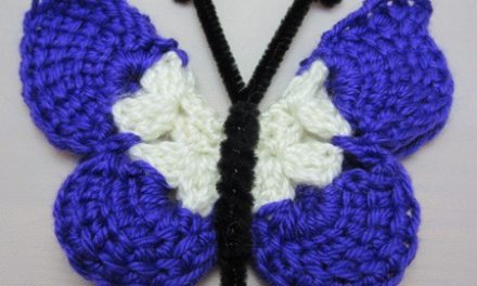 Linked Stitches Tutorial: Left-Handed