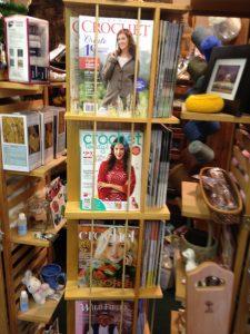 Smoky Mountain Spinnery Crochet Magazines