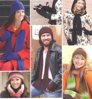 Elegant, Fashionable, Chic Accessories to Crochet