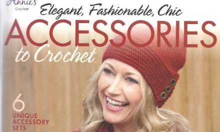 Book Review: Elegant, Fashionable, Chic Accessories to Crochet