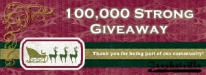 100,000 Giveaway