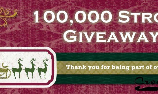 100,000 Facebook Fans: Crochet Business Mastermind Giveaway
