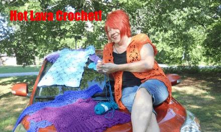 Chat With Crochet Designer Tammy Hildebrand