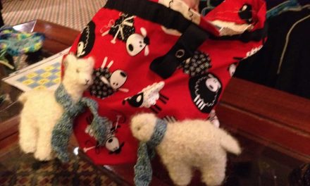 Gauge and Swatch at STITCHES East 2013, Part 2