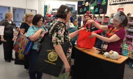 2014 Crochet Retreats, Conferences, and Shows
