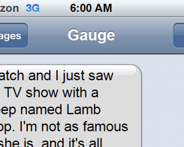 Gauge Wants to Be Famous Featured