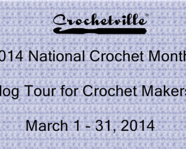 National Crochet Month Blog Tour for Crochet Makers