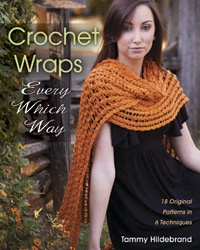 Crochet Wraps Every Which Way