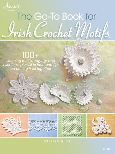 The Go-To Book of Irish Crochet Motis