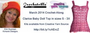 March Crochet-Along