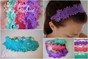 Queen Anne'sLace Headband