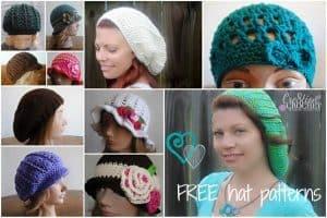 Women's Hats Patterns