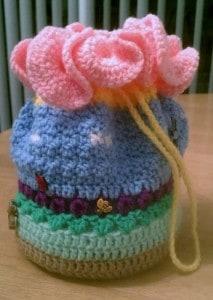 Spring garden purse 001