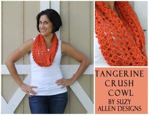 Tangerine Crush Cowl