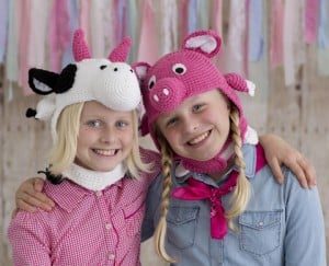 Farm Animal Hats