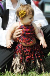 Baby's First Belly Dance Costume