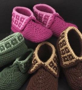 CA-109 Family Slippers small