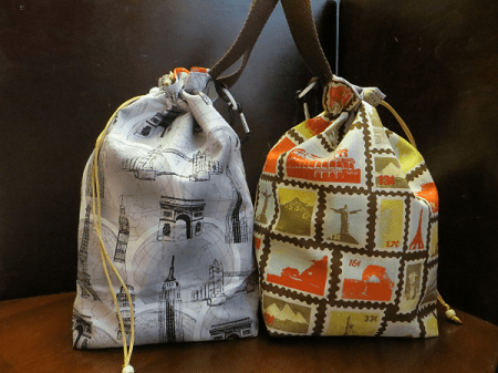 yBsquare Global Traveler project bag