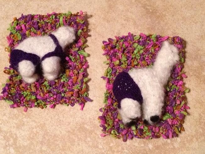 Beach Towel Crochet Pattern