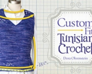 Custom-Fit Tunisian Crochet