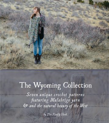 Cover photo of the Wyoming Collection