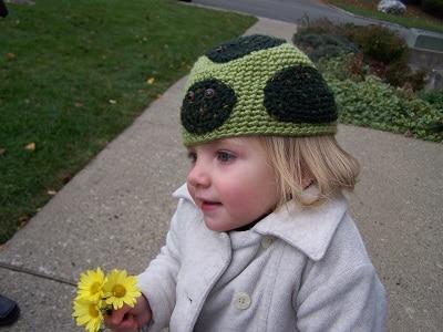 Andrea_turtle_hat