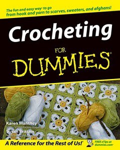 Crocheting-for-Dummies-Karen-Manthey
