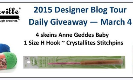 NatCroMo 2015 Daily Giveaway: March 4