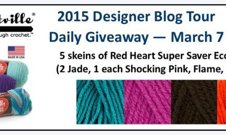 NatCroMo 2015 Daily Giveaway: March 7