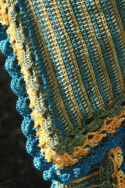 Photo of Empress Wide Scarf