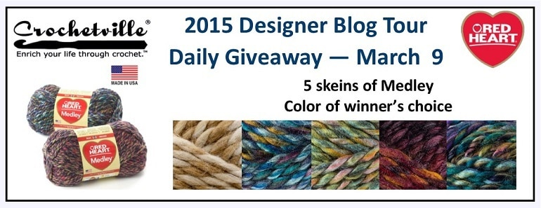 NatCroMo 2015 Daily Giveaway: March 9