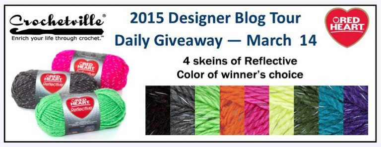 March 14 Giveaway